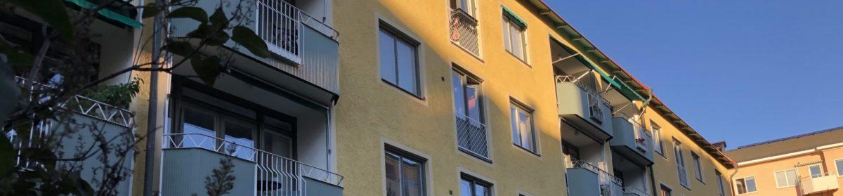Brf Bäcken i Stockholm